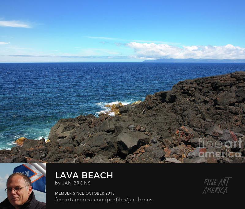 Lava Beach - Art Online