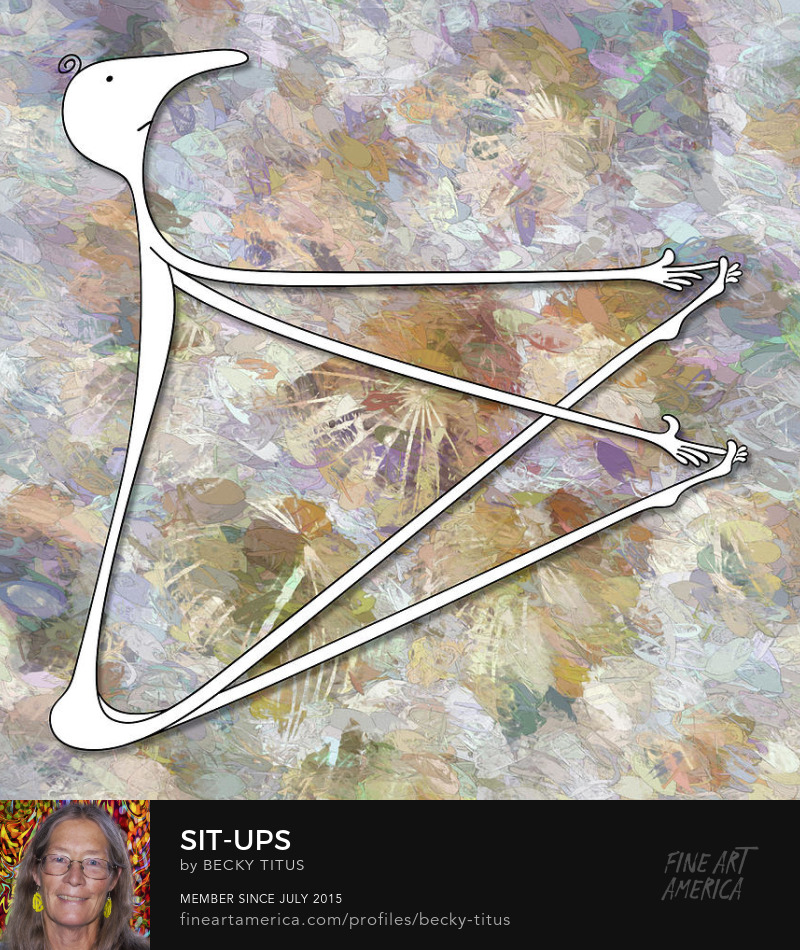 Sit-Ups by Becky Titus