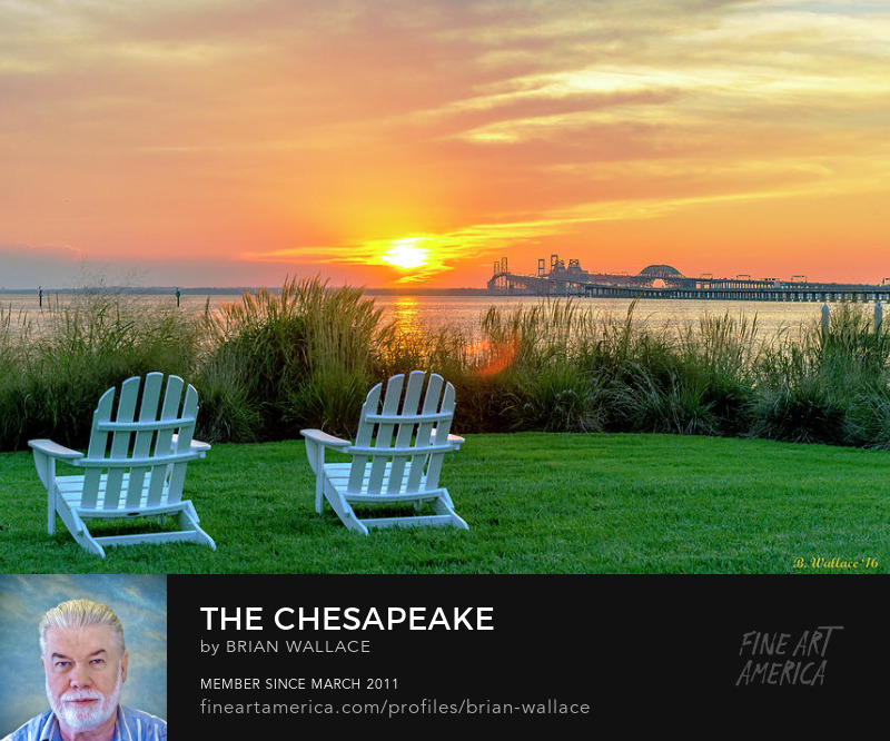 The Chesapeake by Brian Wallace