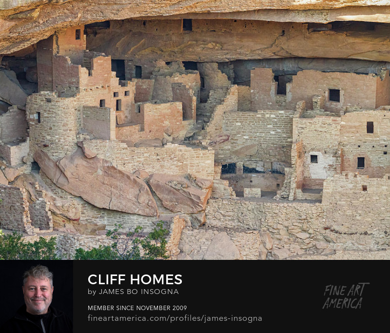 Colorado Indian Cliff Houses Photography Prints