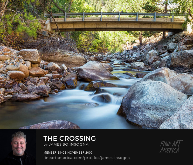 The Crossing Art Prints