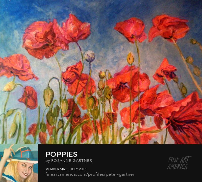Poppies Prints