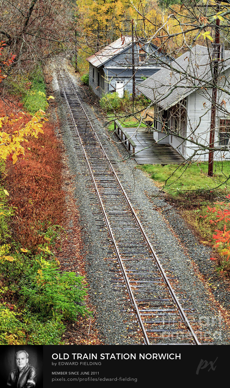 New England fall foliage Art Prints