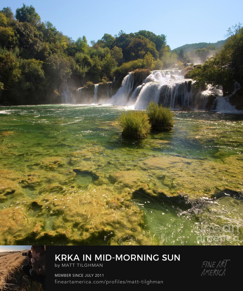 Krka Photography Prints