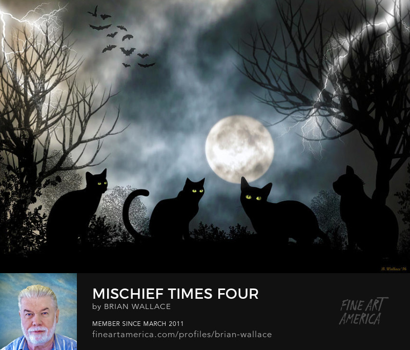 Mischief Times Four by Brian Wallace