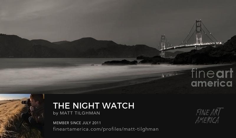 Golden Gate Bridge Photography Prints