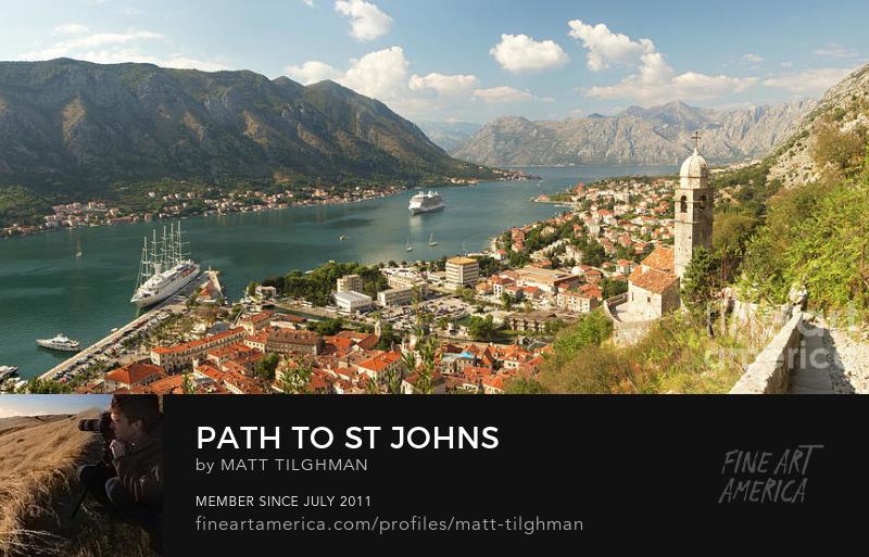Montenegro Photography Prints