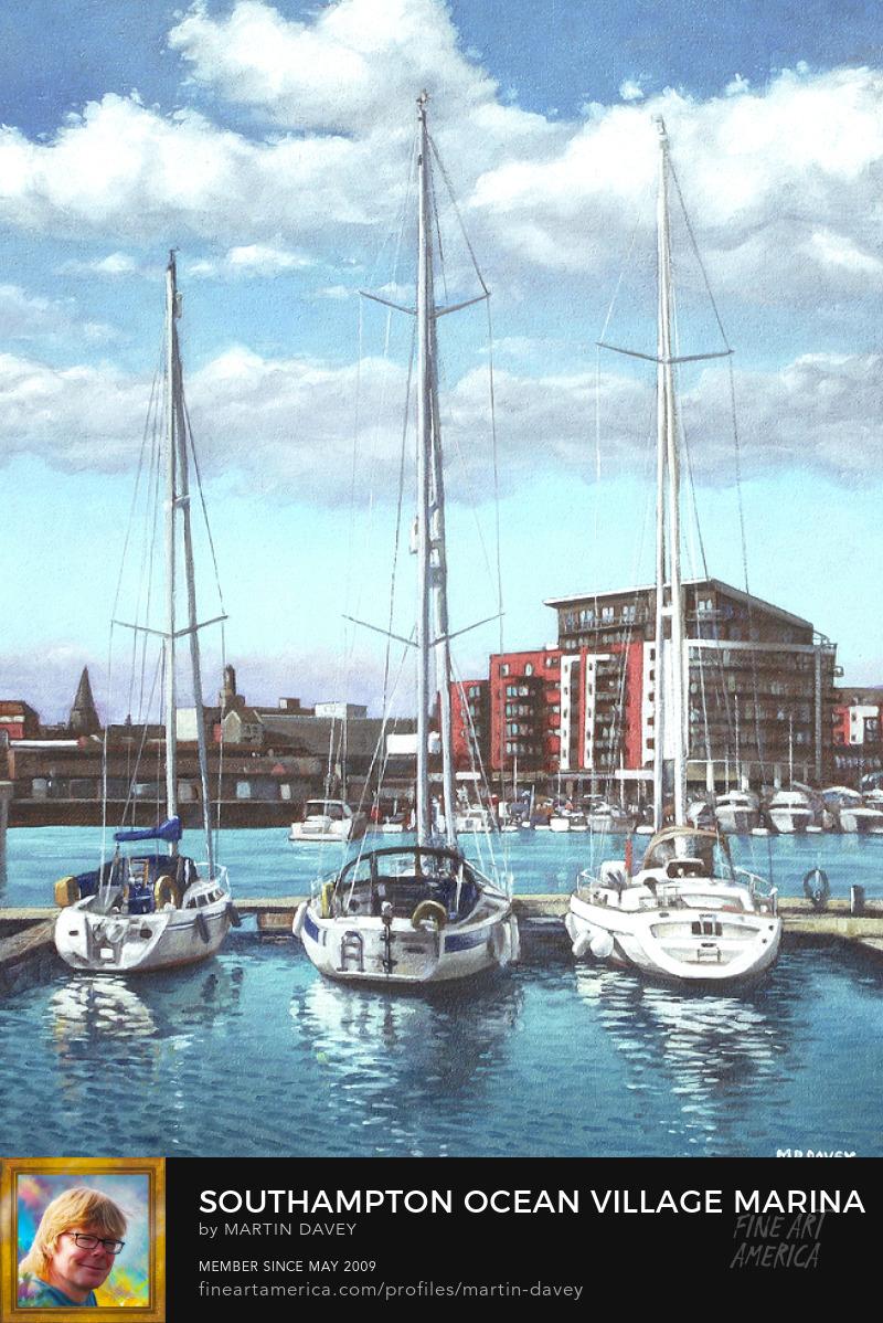 southampton-ocean-village-marina-martin-davey