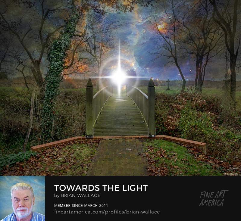 Towards The Light by Brian Wallace