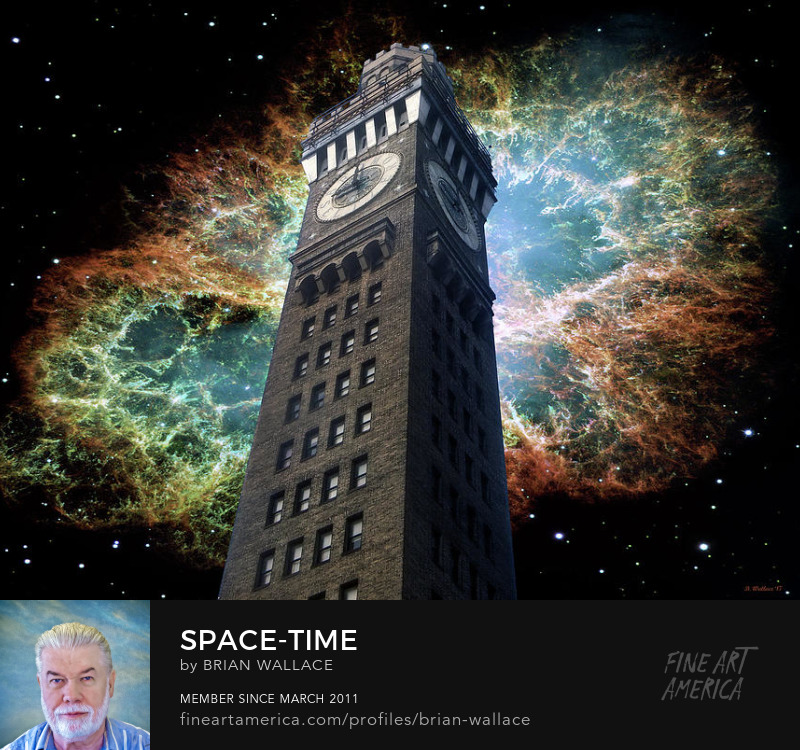 Space Time by Brian Wallace