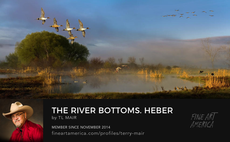 The River  Bottoms by TL Mair
