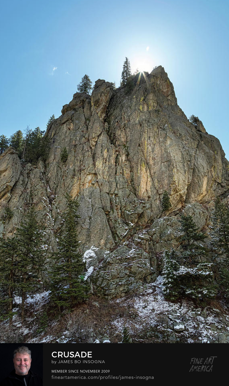 Boulder Canyon Narrows Pinnacle Views Art Prints