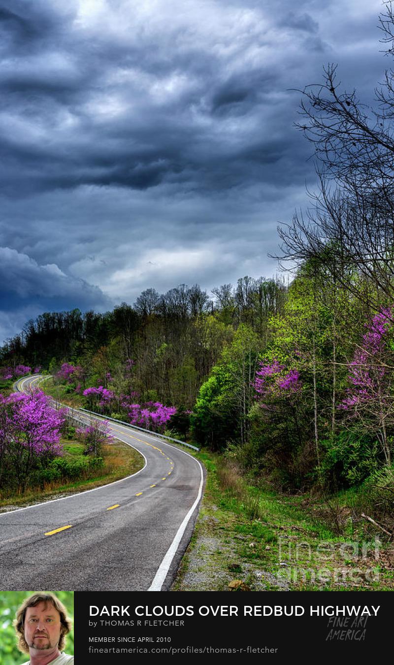Redbud Roadway West Virginia