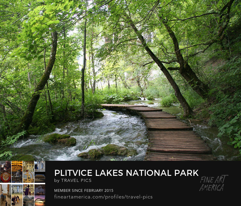 Plitvice Lakes National Park- Travel Photography by Michel (Travel Pics)