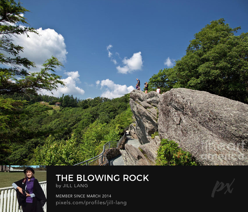 The Blowing Rock