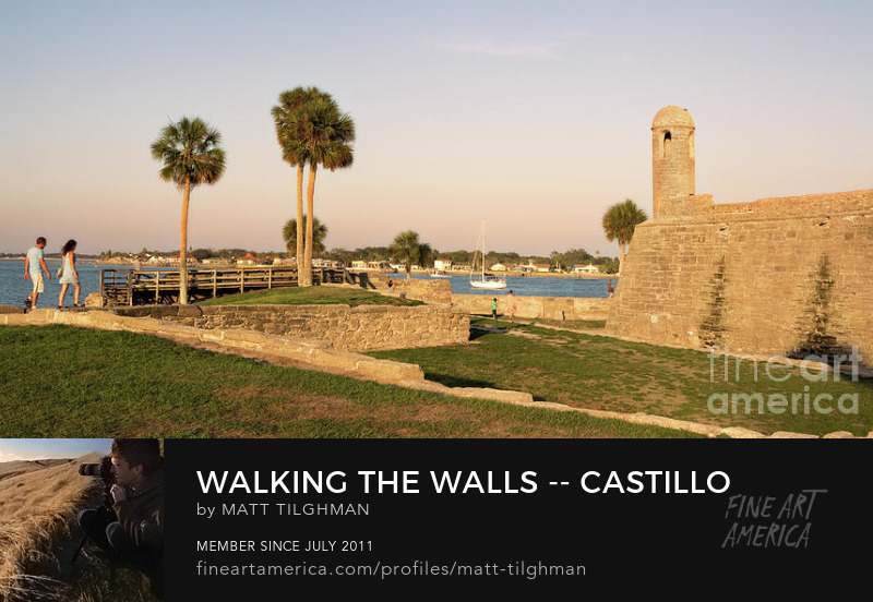 St Augustine Photography Prints