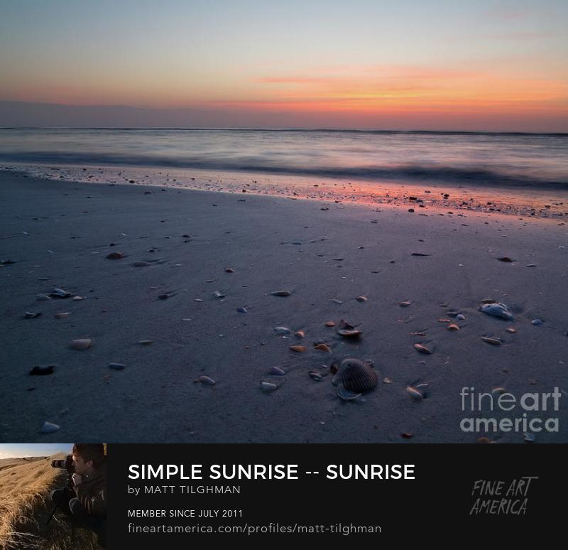 St Augustine Beach Photography Prints