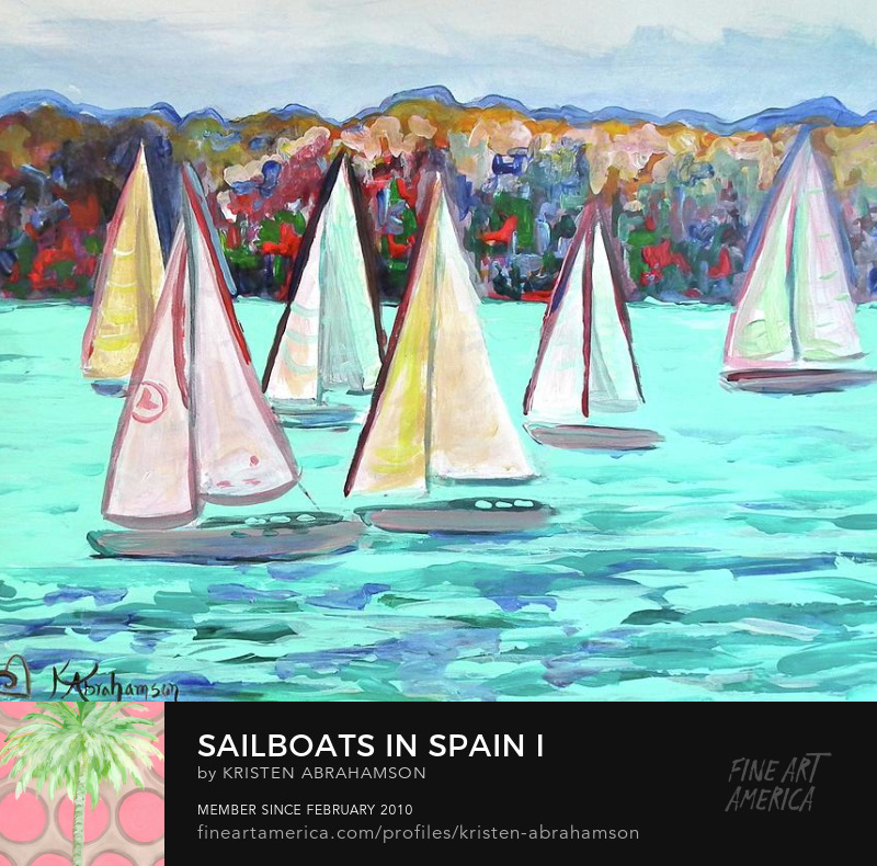 Sailboat Prints