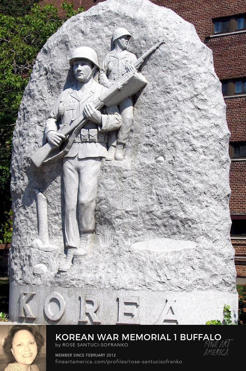 Korean War Memorial 1 Buffalo New York