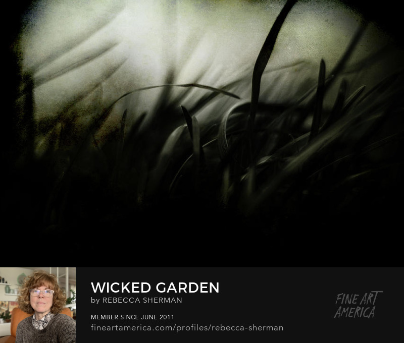 Wicked Garden by Rebecca Sherman