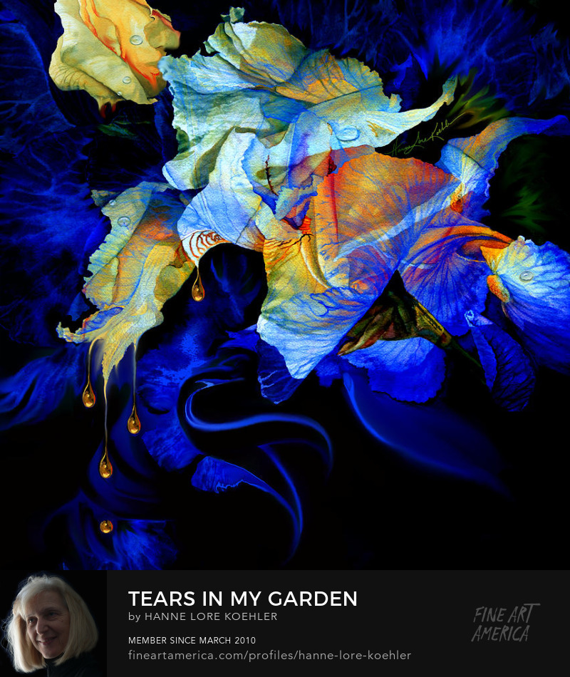 Digital Paintings Canvas Art Prints