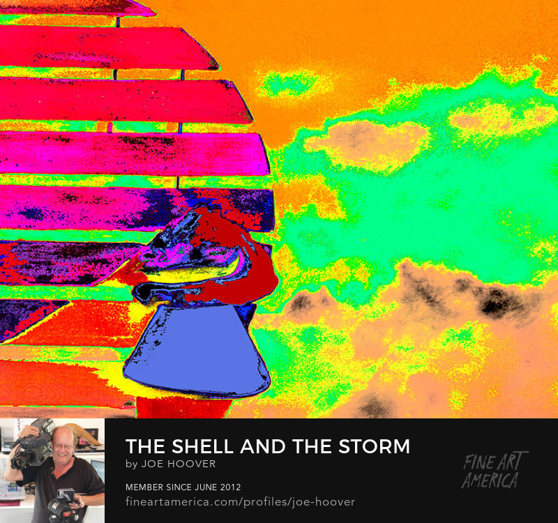 The Sheel and the Storm Sell Art Online