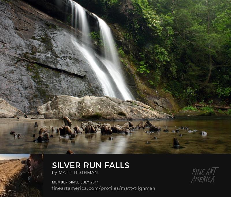 Silver Run Falls Art Online