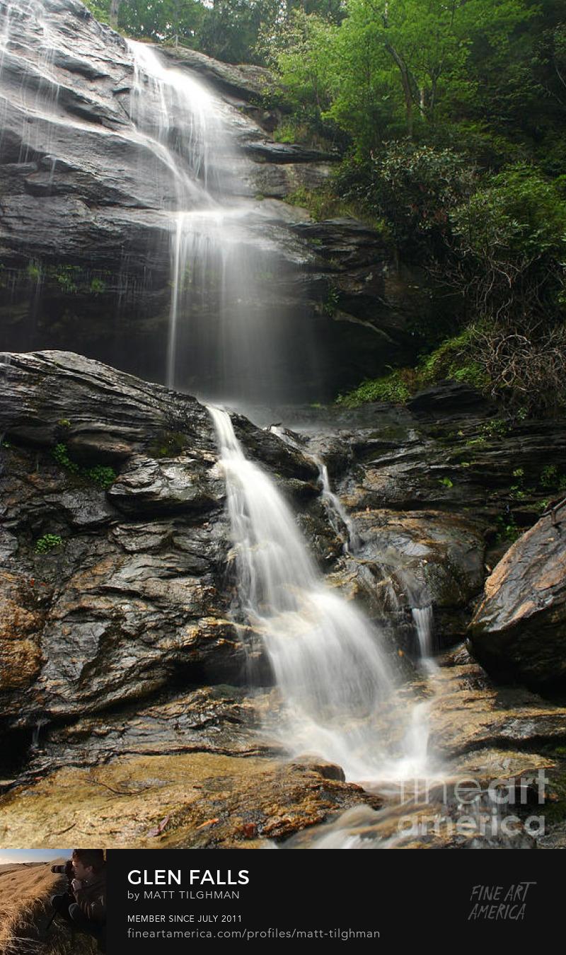 Glen Falls North Carolina Art Online
