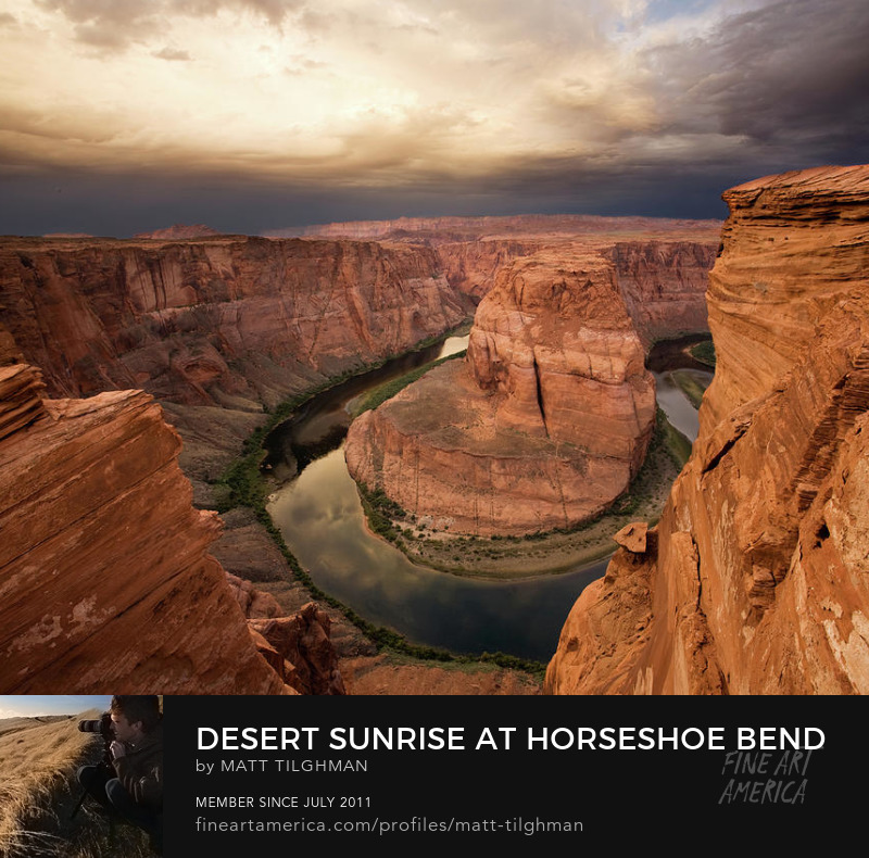 Horseshoe Bend Art Prints