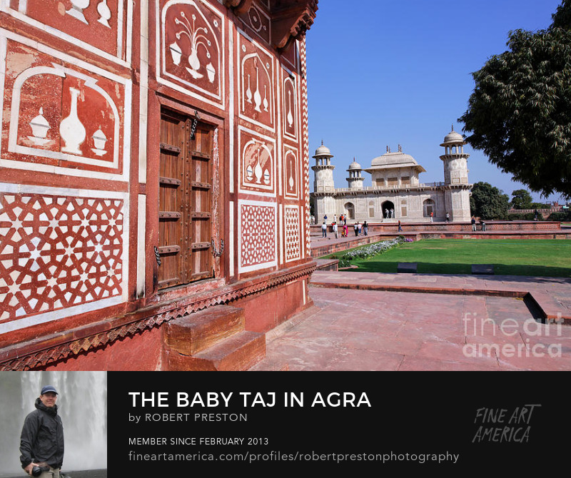 The Baby Taj in Agra India