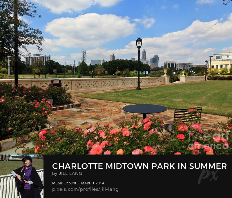 Midtown Park in Charlotte