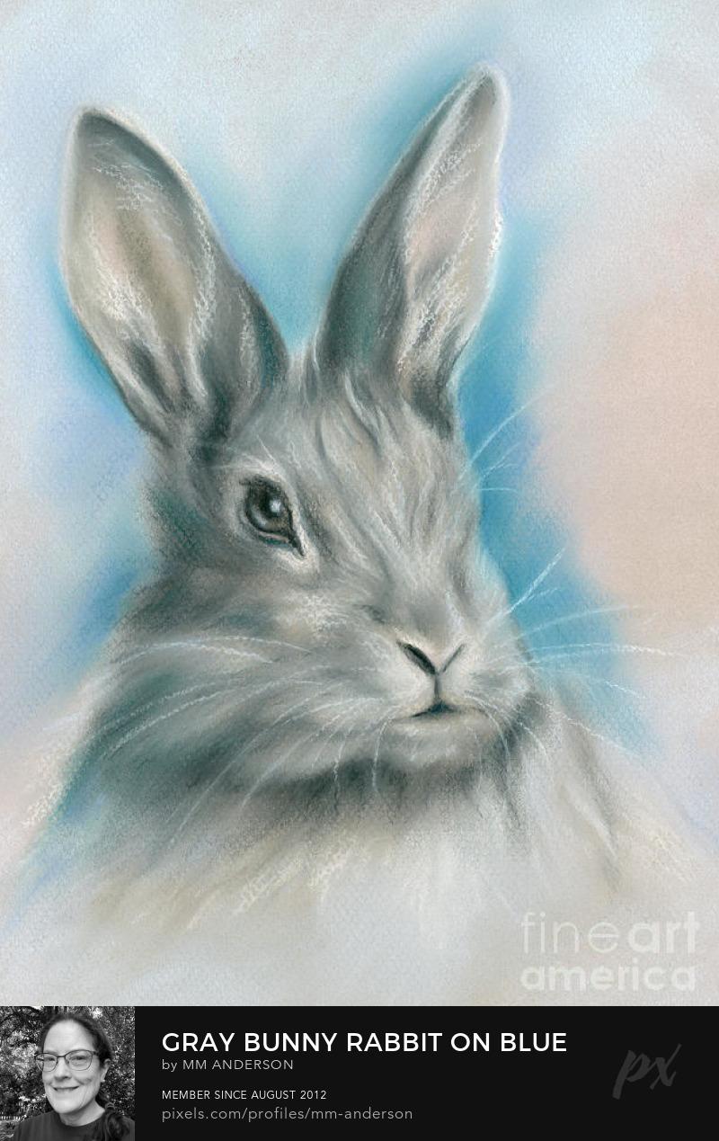 Bunny Rabbit Art Prints Online