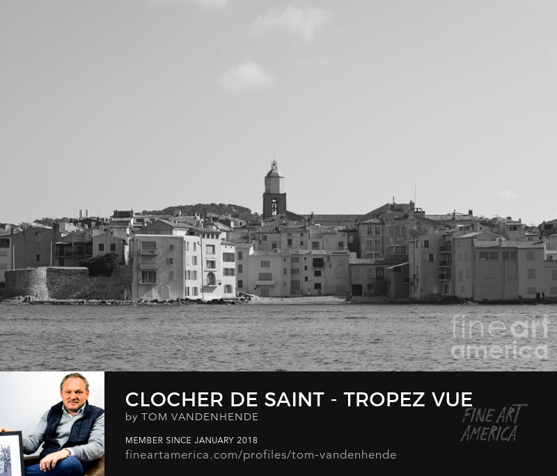 Clocher de Saint-Tropez
