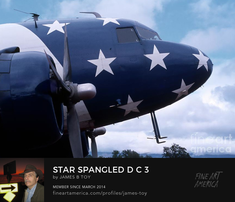 Star Spangled DC3