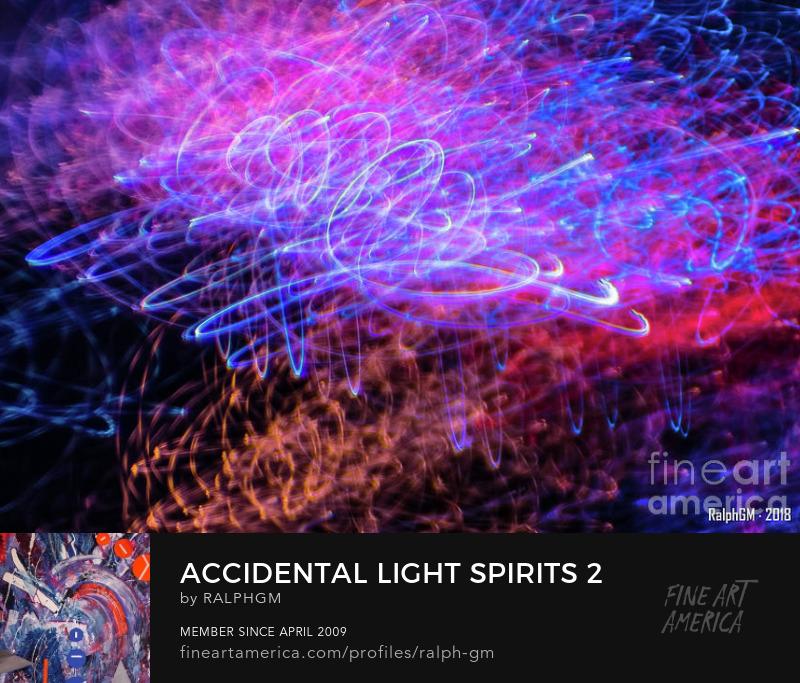 Accidental Light Spirits #2 (2018)