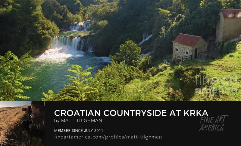 Croatian Countryside Art Online
