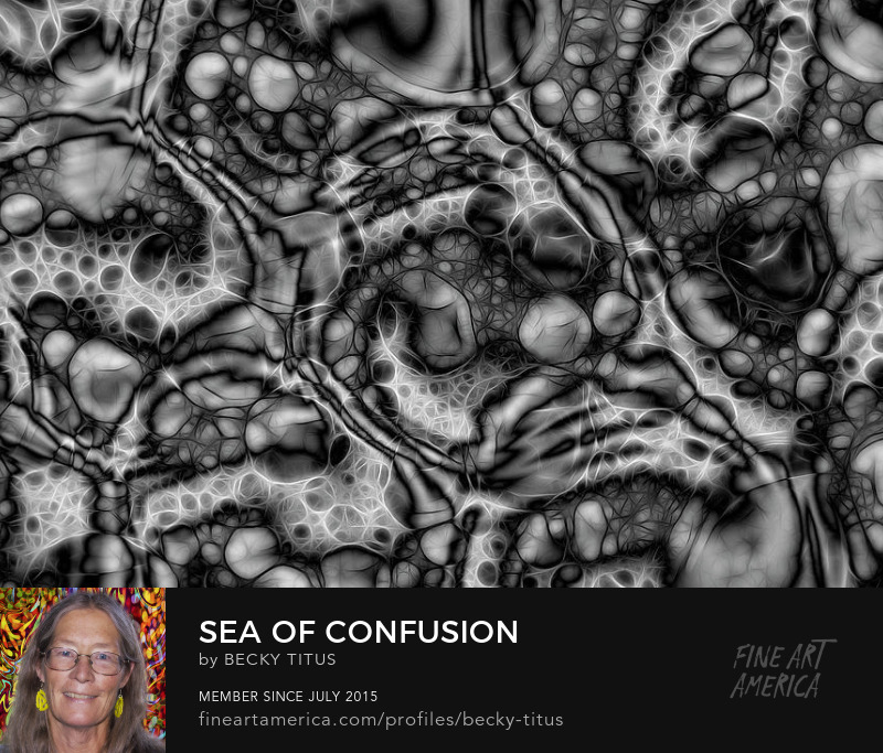 Sea Of Confusion by Becky Titus