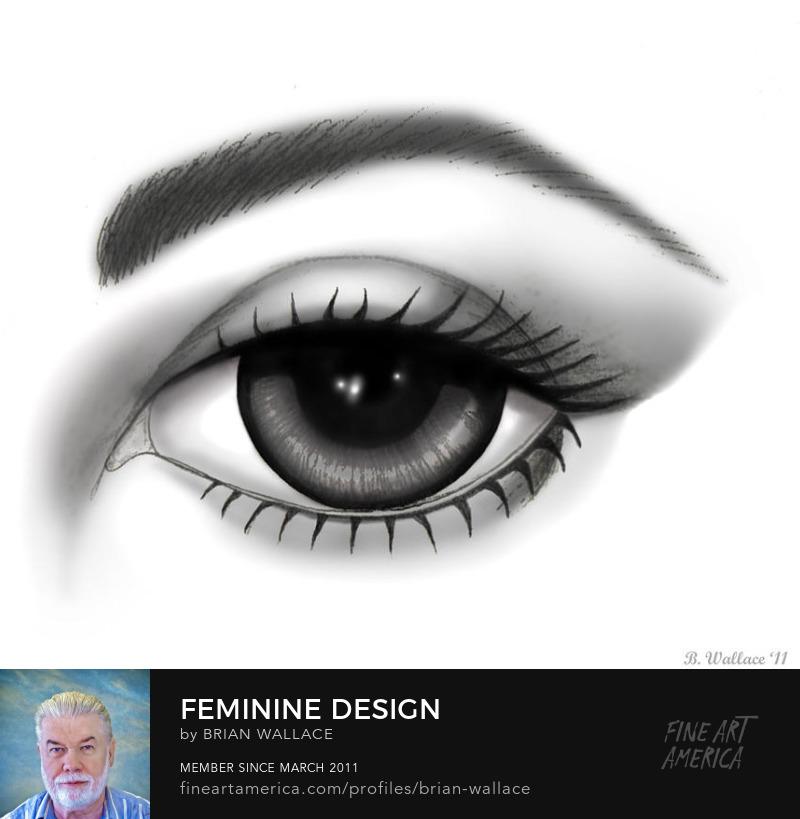 Feminine Design by Brian Wallace