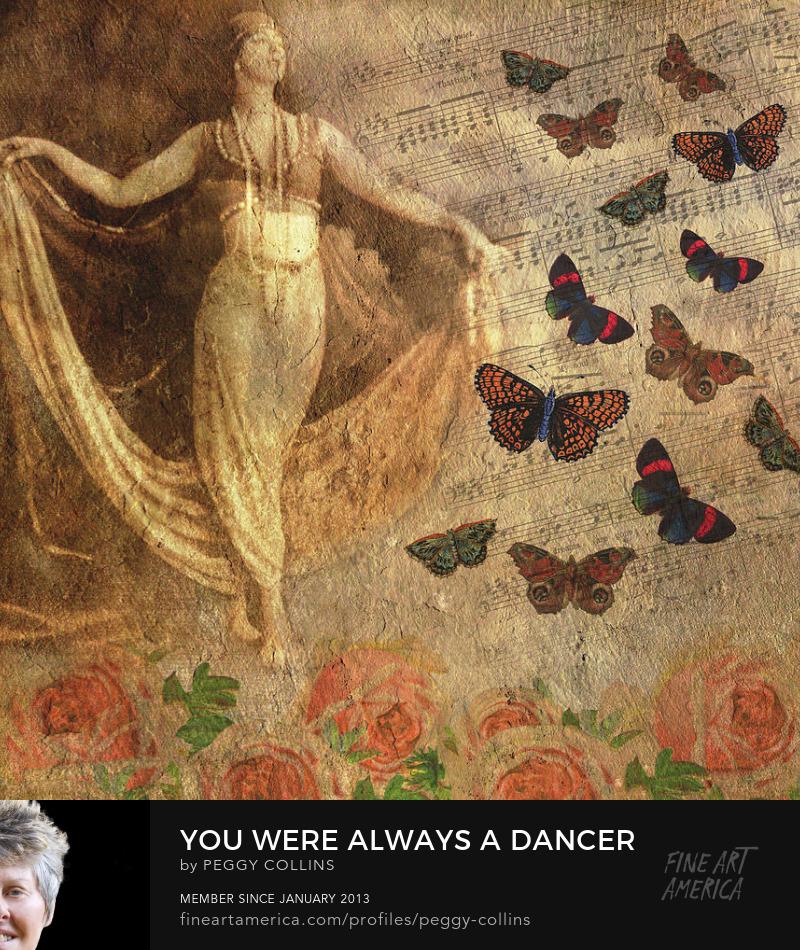 you were always a dancer