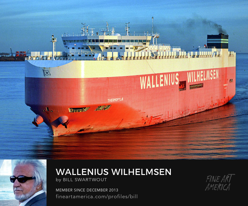 Wallenius Wilhelmsen Thermopylae 9702443 Art Prints