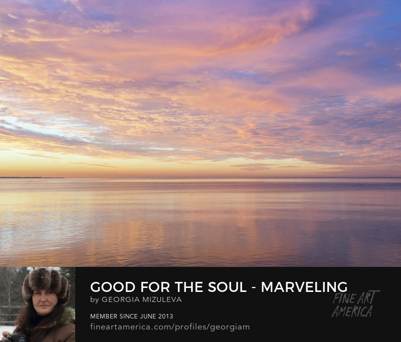 Good for the Soul Dazzling Sunrise Georgia Mizuleva Photography