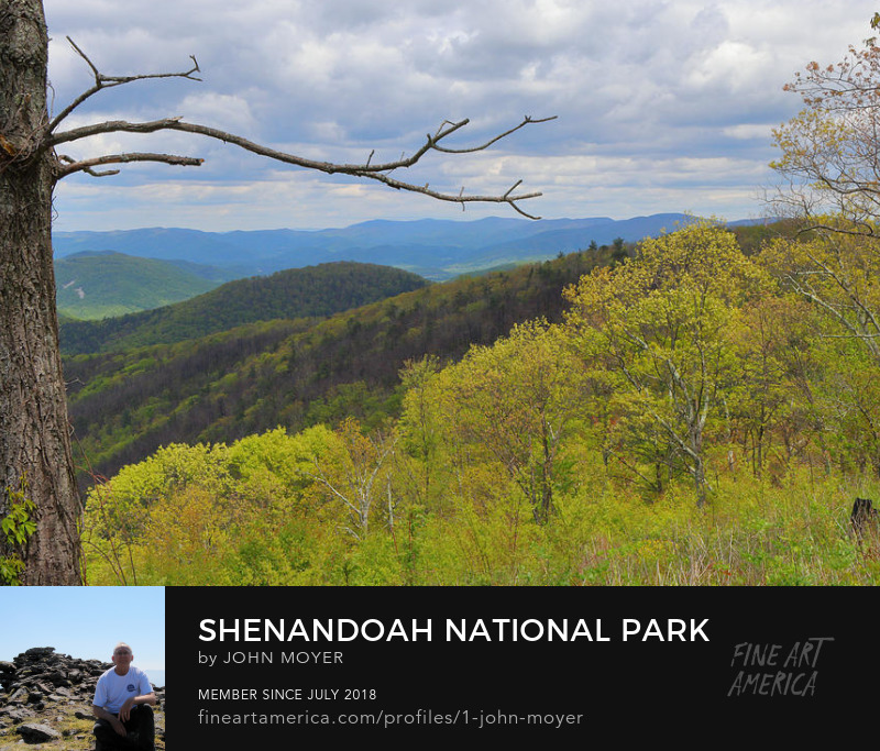 Shenandoah National Park, May 7, 2017