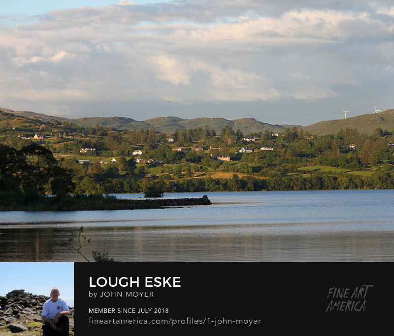 Lough Eske, County Donegal, Ireland