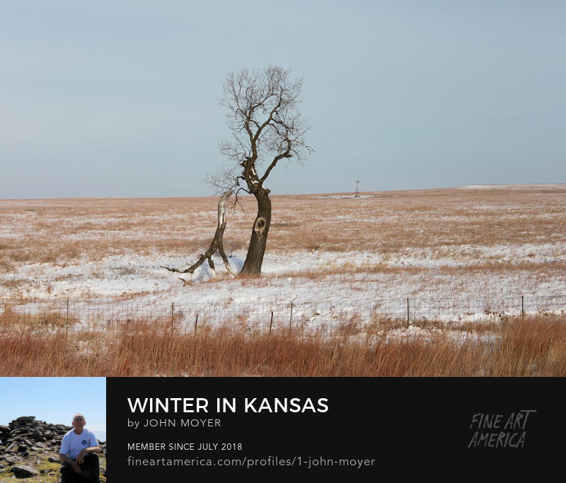 Kansas in Winter