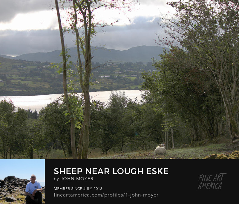 Lough Eske, County Donegal, Ireland, Aug. 4, 2013