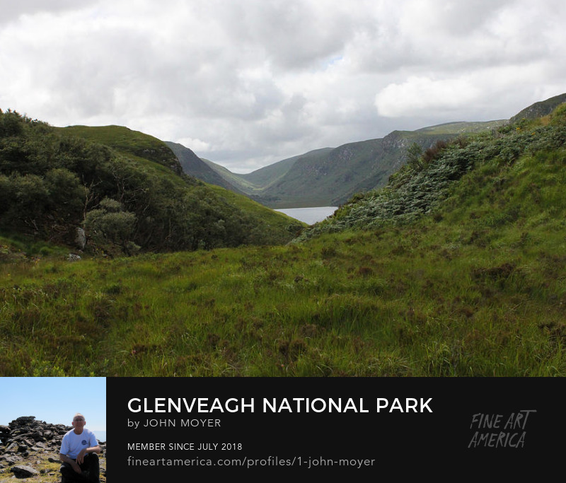 Glenveagh National Park, Donegal, Ireland on August 5, 2013