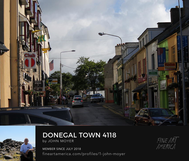 Donegal Town, August 4, 2013