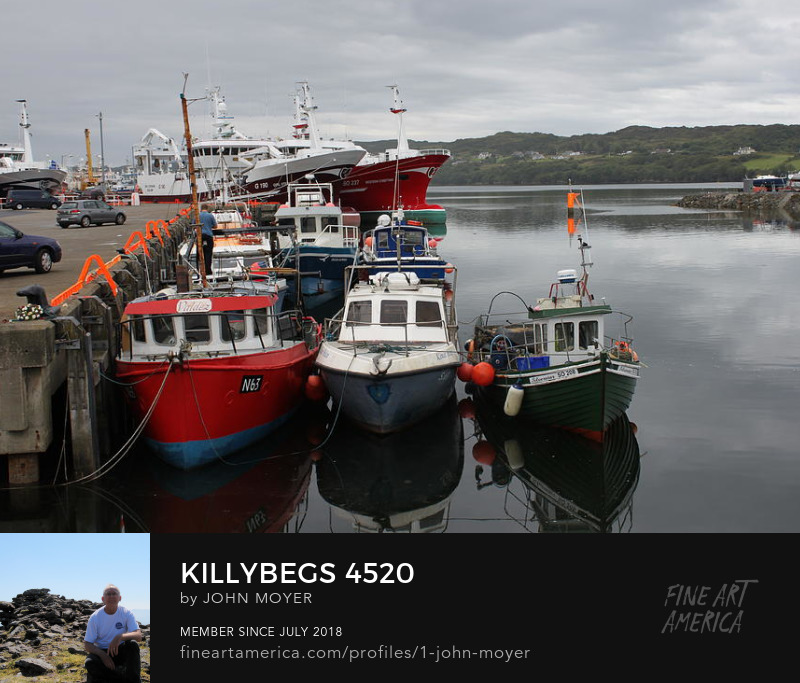 Killybegs (Irish: Na Cealla Beaga)