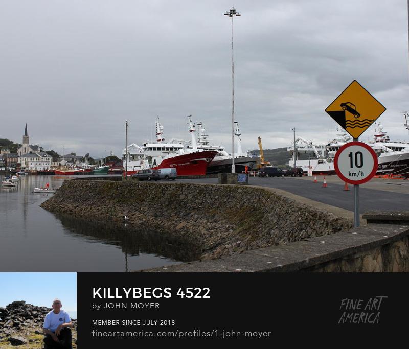 Killybegs (Irish: Na Cealla Beaga)