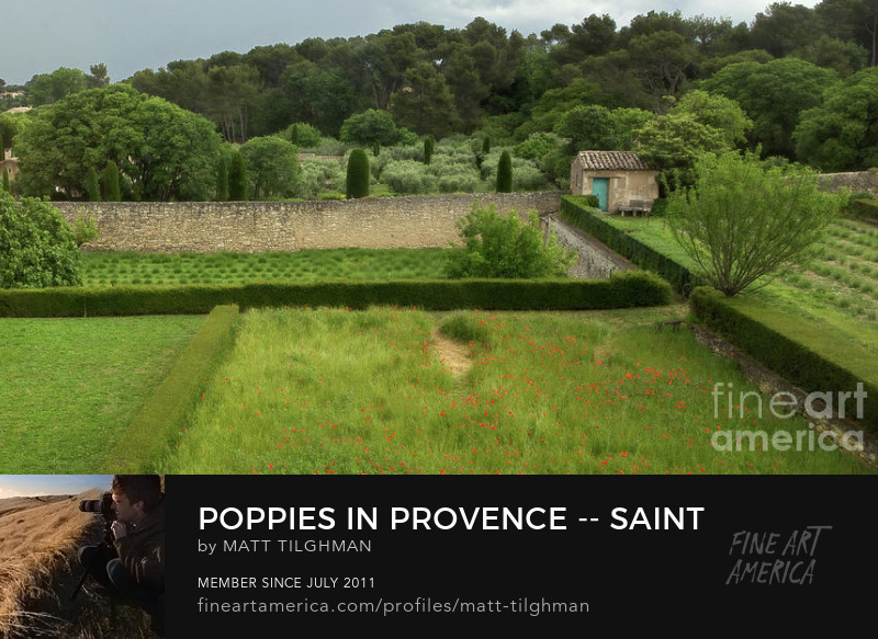 Provence France Photography Prints